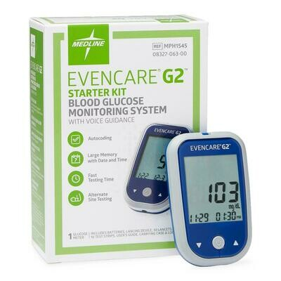 Starter Kit for EvenCare G2 System
