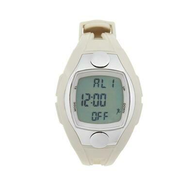 Digital Heart Rate and Pedometer Watch, Slim Version