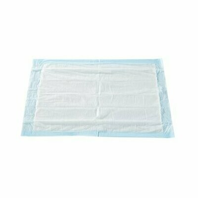 Underpad McKesson Classic 17 X 24 Inch Disposable Fluff / Polymer Light Absorbency UNDERPAD, INCONT LITE 17X24