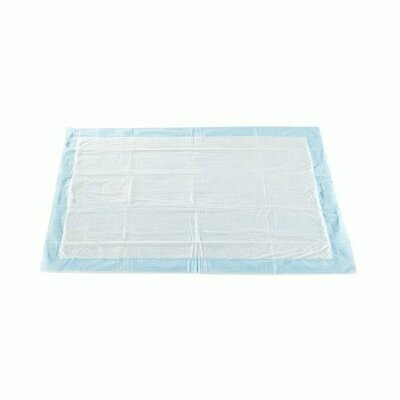 Underpad McKesson 23 X 36 Inch Disposable Polymer Moderate Absorbency UNDERPAD, STD 23X36 ( 6PK/CS) EC