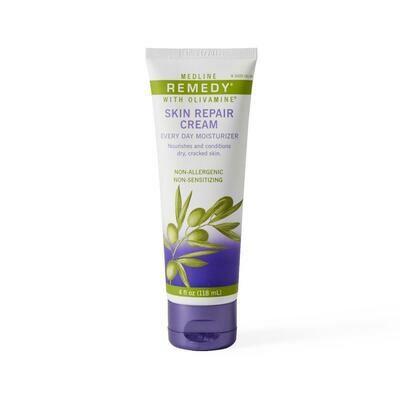 Remedy Olivamine Skin Repair Cream, 4 OZ.