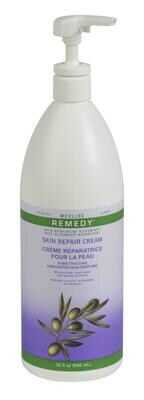 Remedy Olivamine Skin Repair Cream, 32 Fluid Ounce