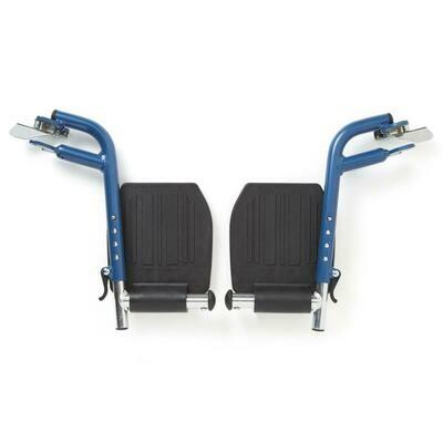 Medline Wheelchair Footrests