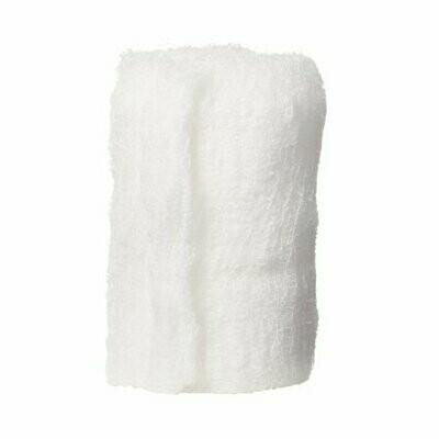 McKesson White Fluff Bandage Roll BANDAGE, GAUZE FLUFF N/S 4.5