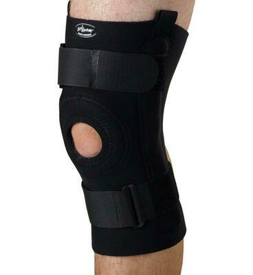 Medline U-Shaped Hinged Knee Support Size 2XL