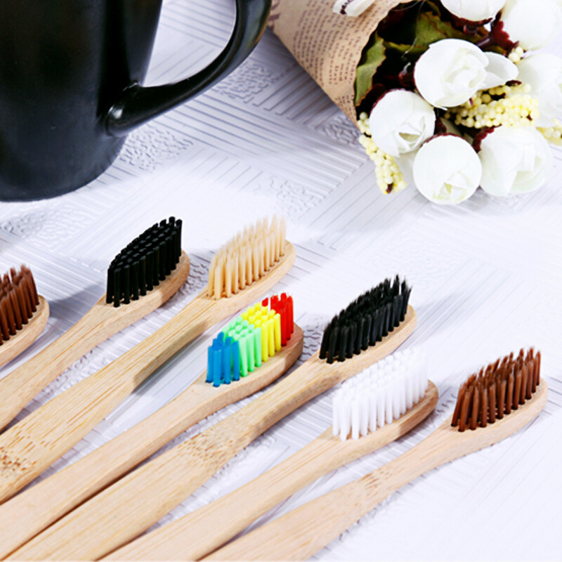 Eco-Friendly Bamboo Tooth Brush