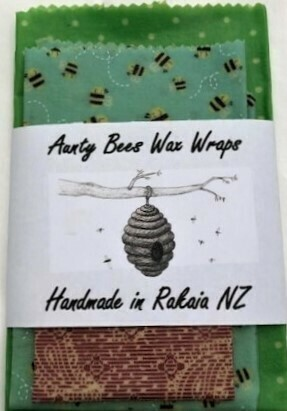 LUCKY DIP PACK beeswax wraps variety pack