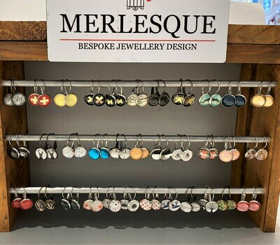 Merlesque Earrings