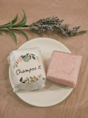 Shampoo and Conditioner Cubes