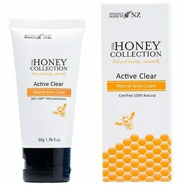 Honey Collection Skin Products