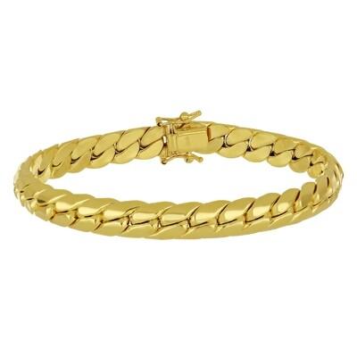 10kt yellow gold Fancy Bracelet