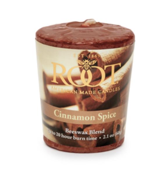 ROOT 20Hr Votive - Cinnamon Spice