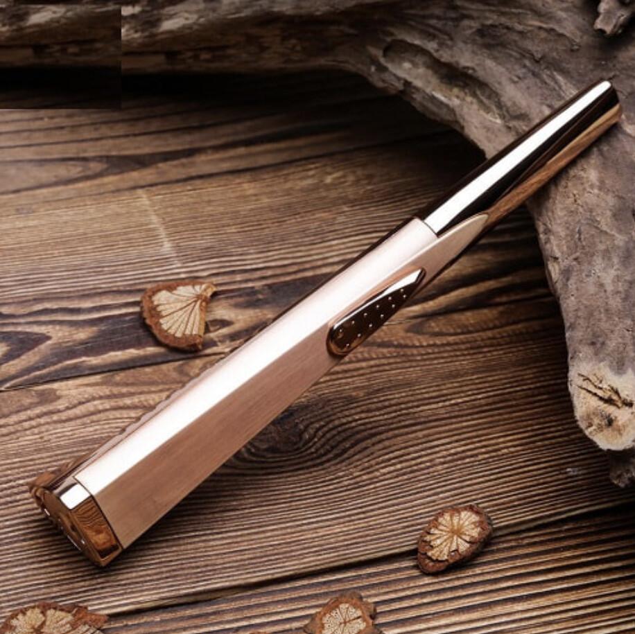 Sizzle Lighter Sleek Rose Gold