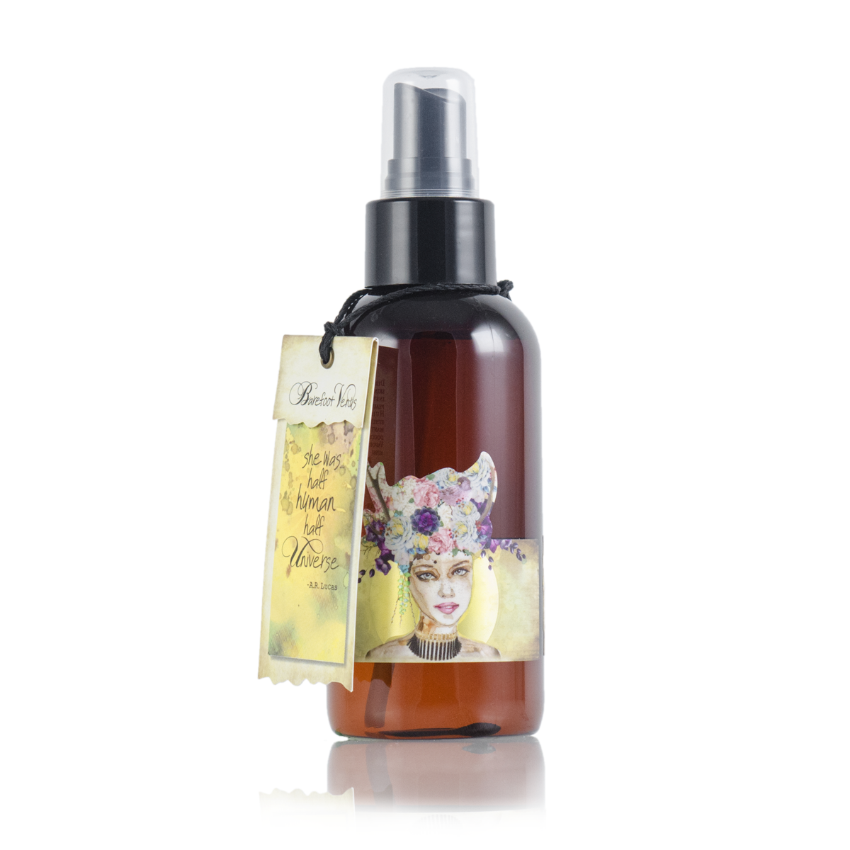 Lemon Freckle Argan Body Oil