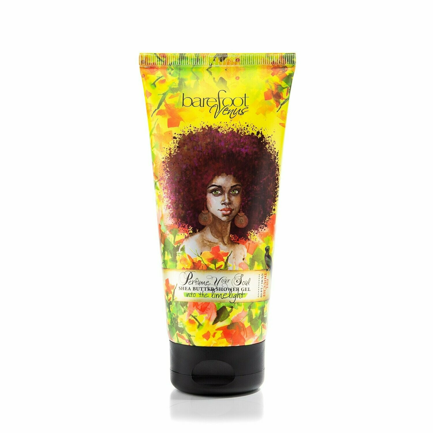 Into The Limelight Shea Butter Shower