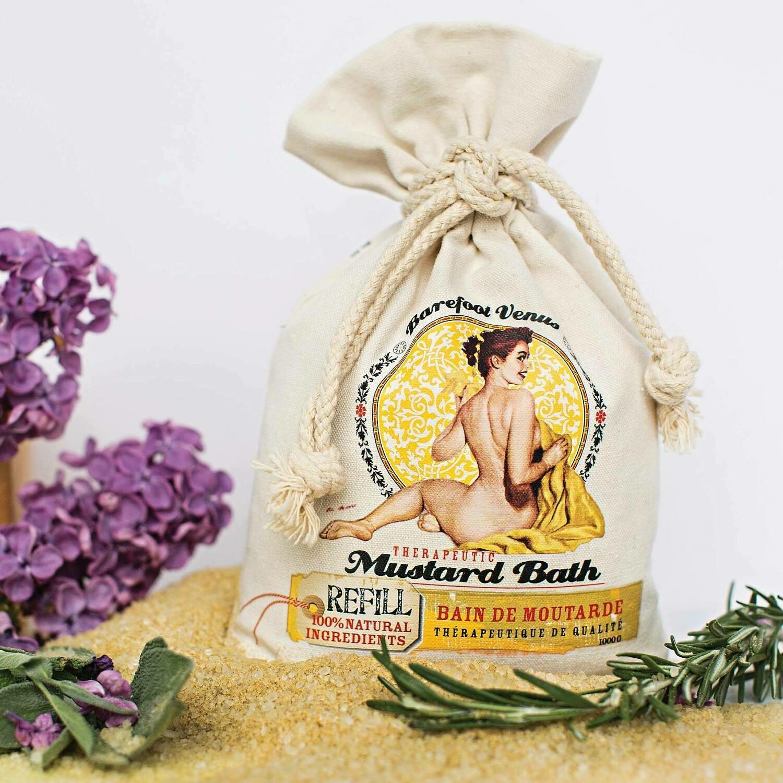 Essential Oil Mustard Bath Refill