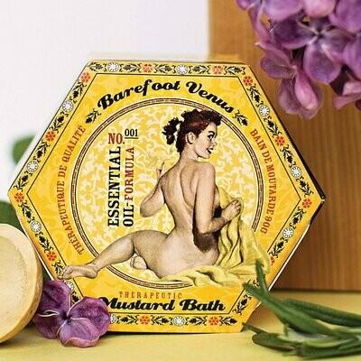 Essential Oil Mustard Bath Bliss