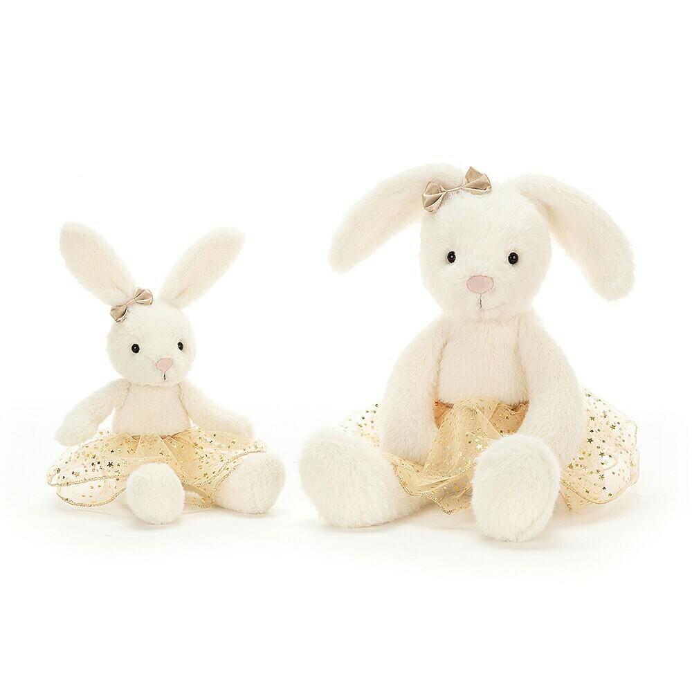 Glistening Belle Bunny L
