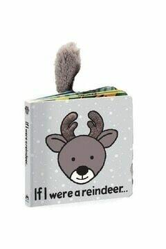 If I Were A Reindeer Book