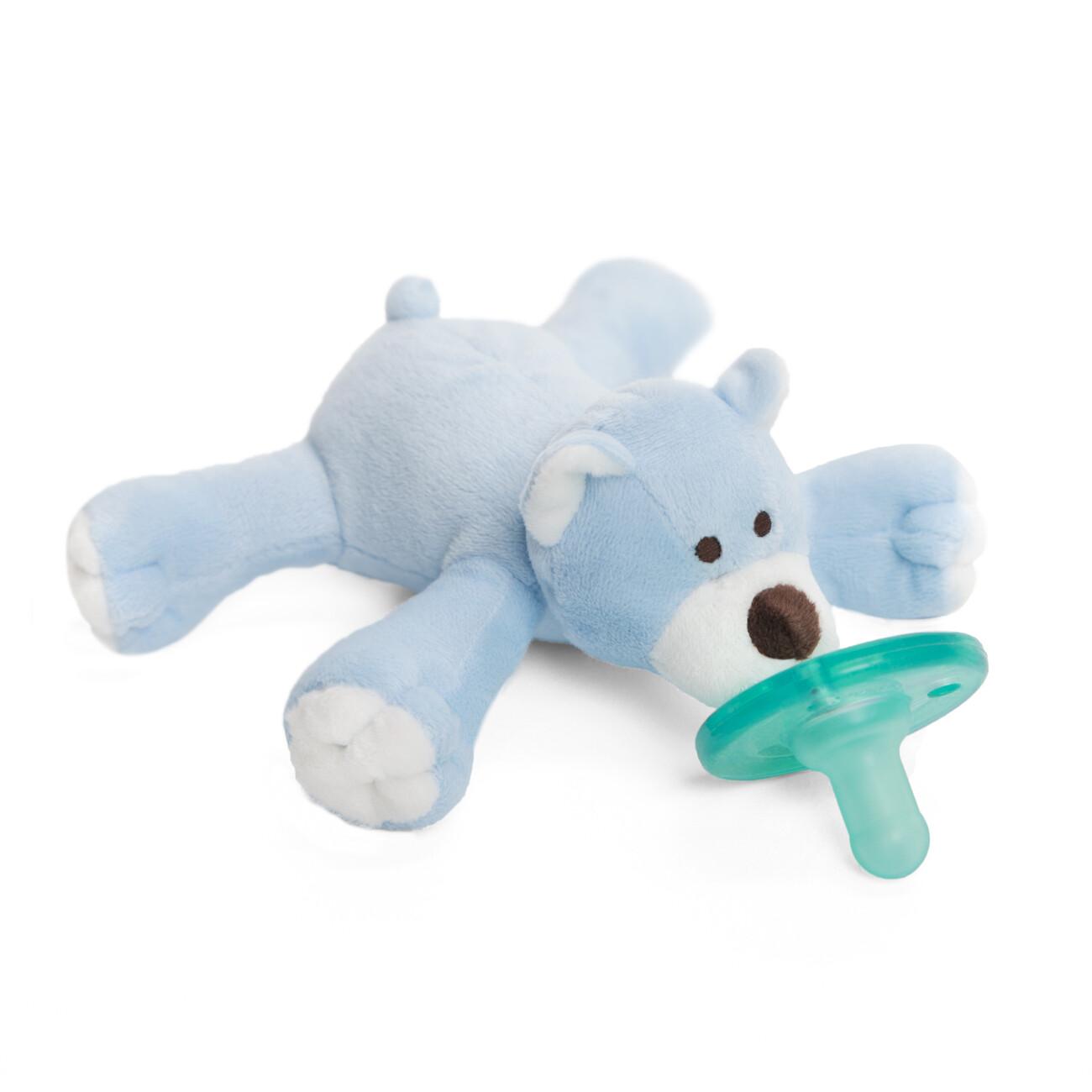Wubbanub - Classic Collection - Blue Bear