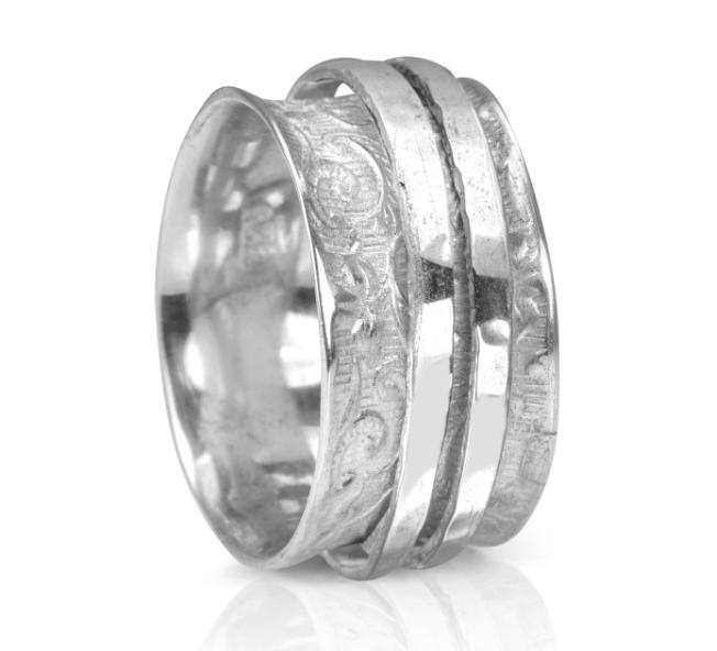 Meditation Ring - Devi MR12 (FINAL SALE - Reg $129