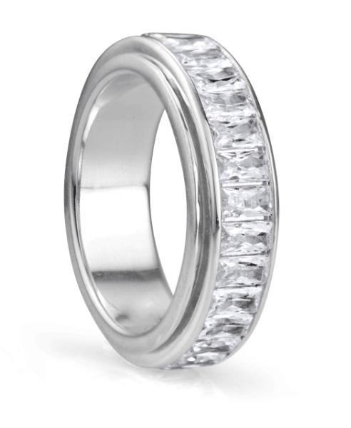 Meditation Ring - Clarity MR11 (FINAL SALE - Reg $299