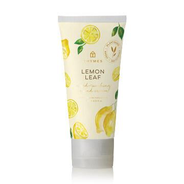 Lemon Leaf Hard-Working Hand Cream