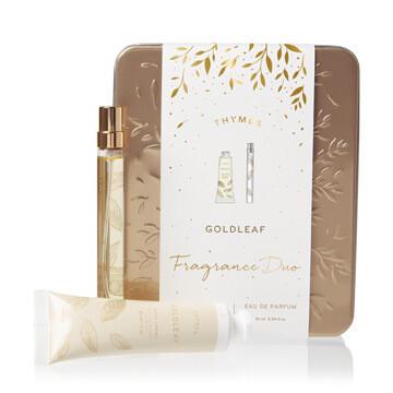Goldleaf Fragrance Duo