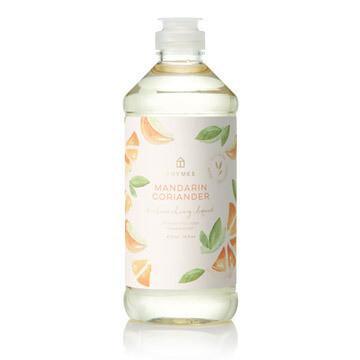 Mandarin Coriander Dishwashing Liquid