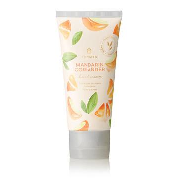 Mandarin Coriander Hardworking Hand Cream