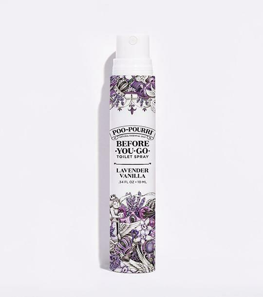 Lavender Vanilla 20-Use Bottle (10ml)