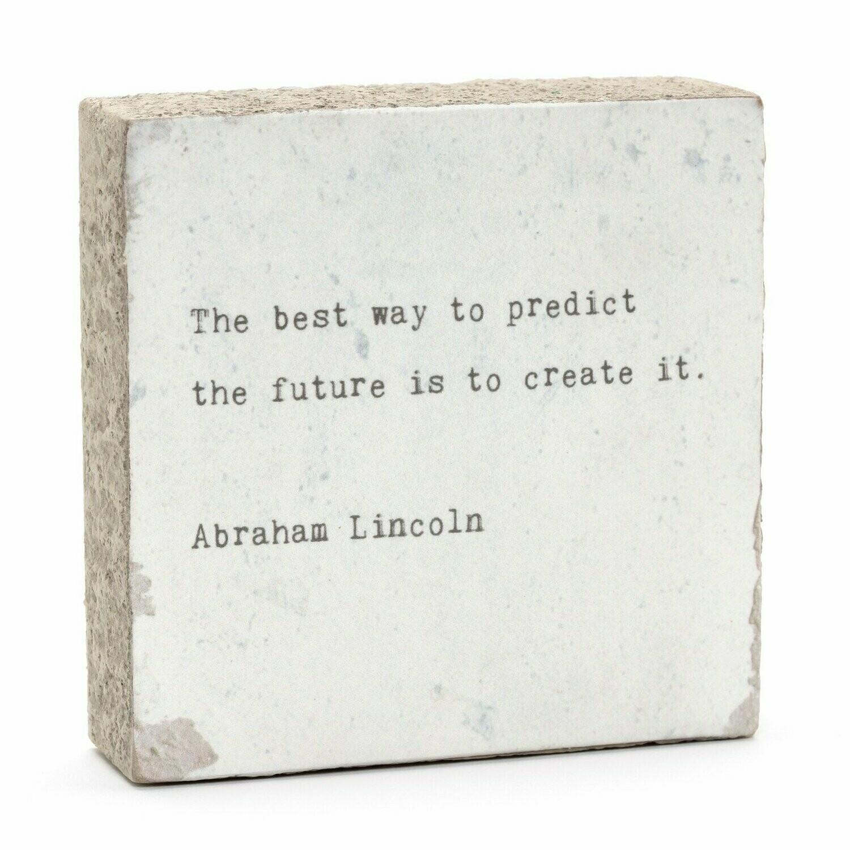 Little Gem - The Best Way to Predict