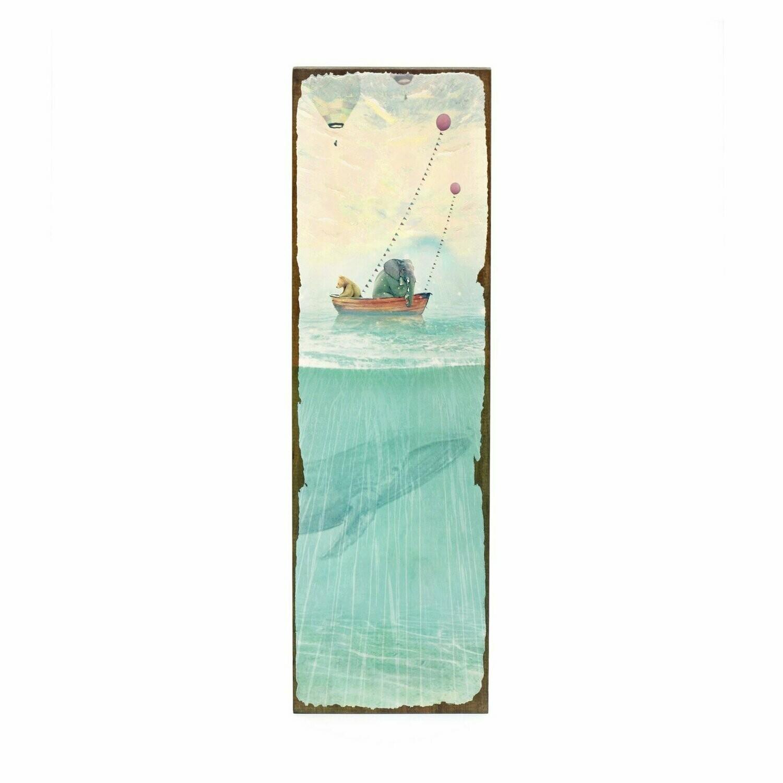 Timber Art - Adrift Small
