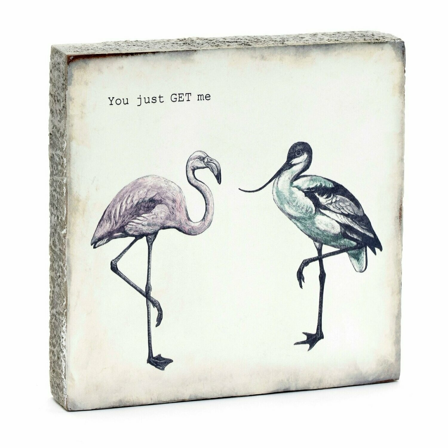 Lost & Found Art - You Just Get Me