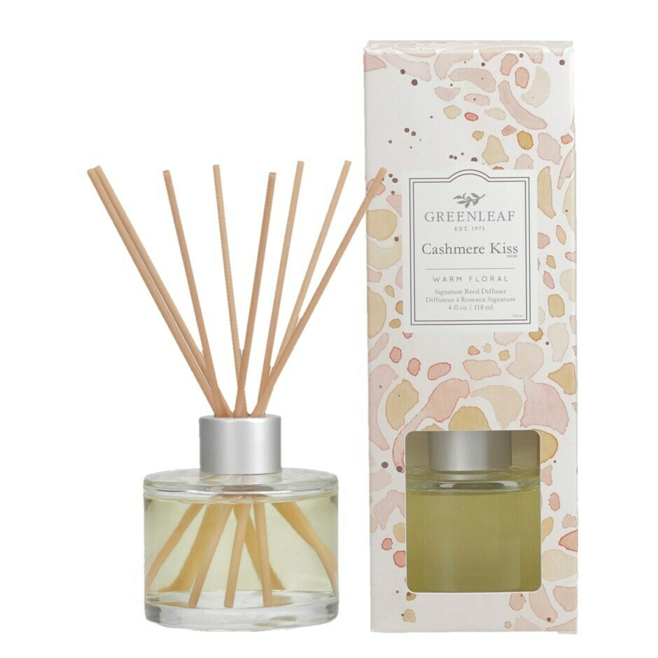 Cashmere Kiss - Reed Diffuser