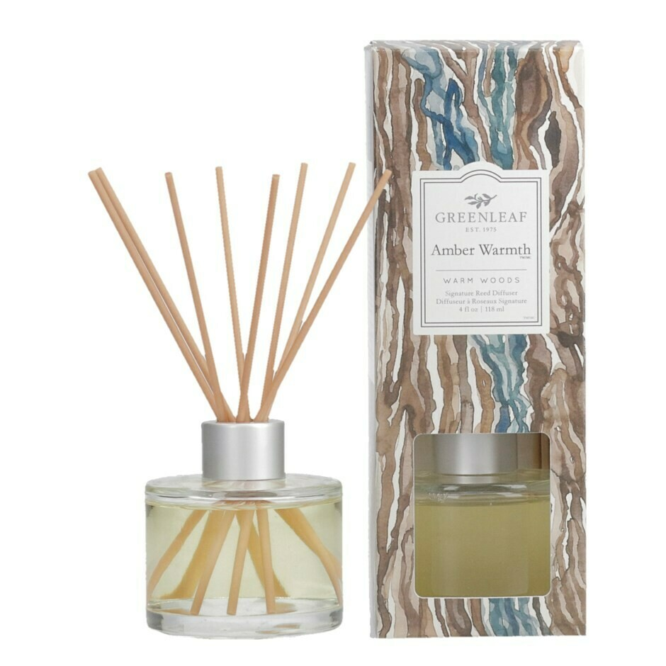 Amber Warmth - Reed Diffuser (FINAL SALE)