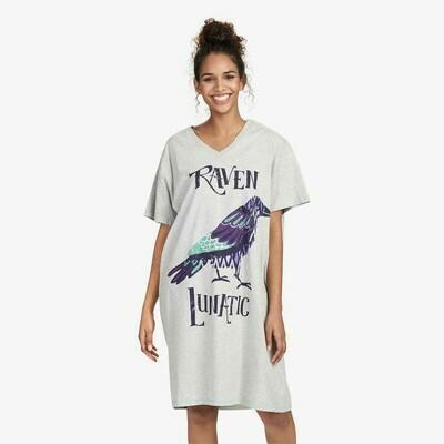 Raven Lunatic Sleepshirt