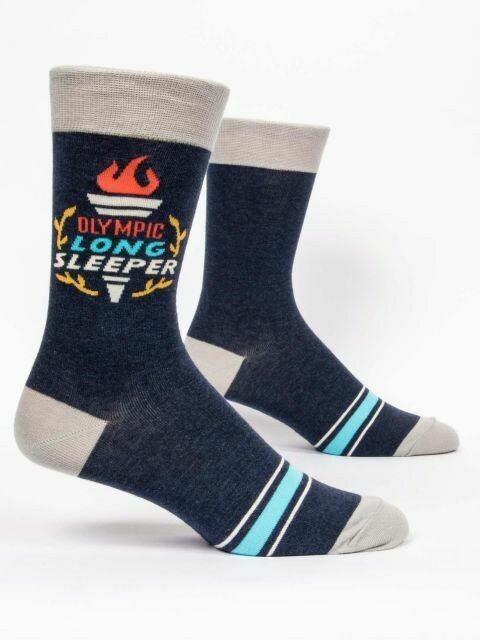Olympic Long Sleeper M-Crew Sock