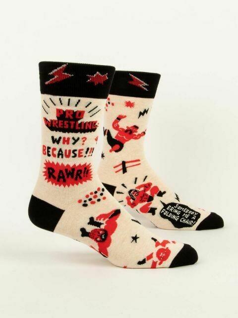 Pro Wrestling M-Crew Sock