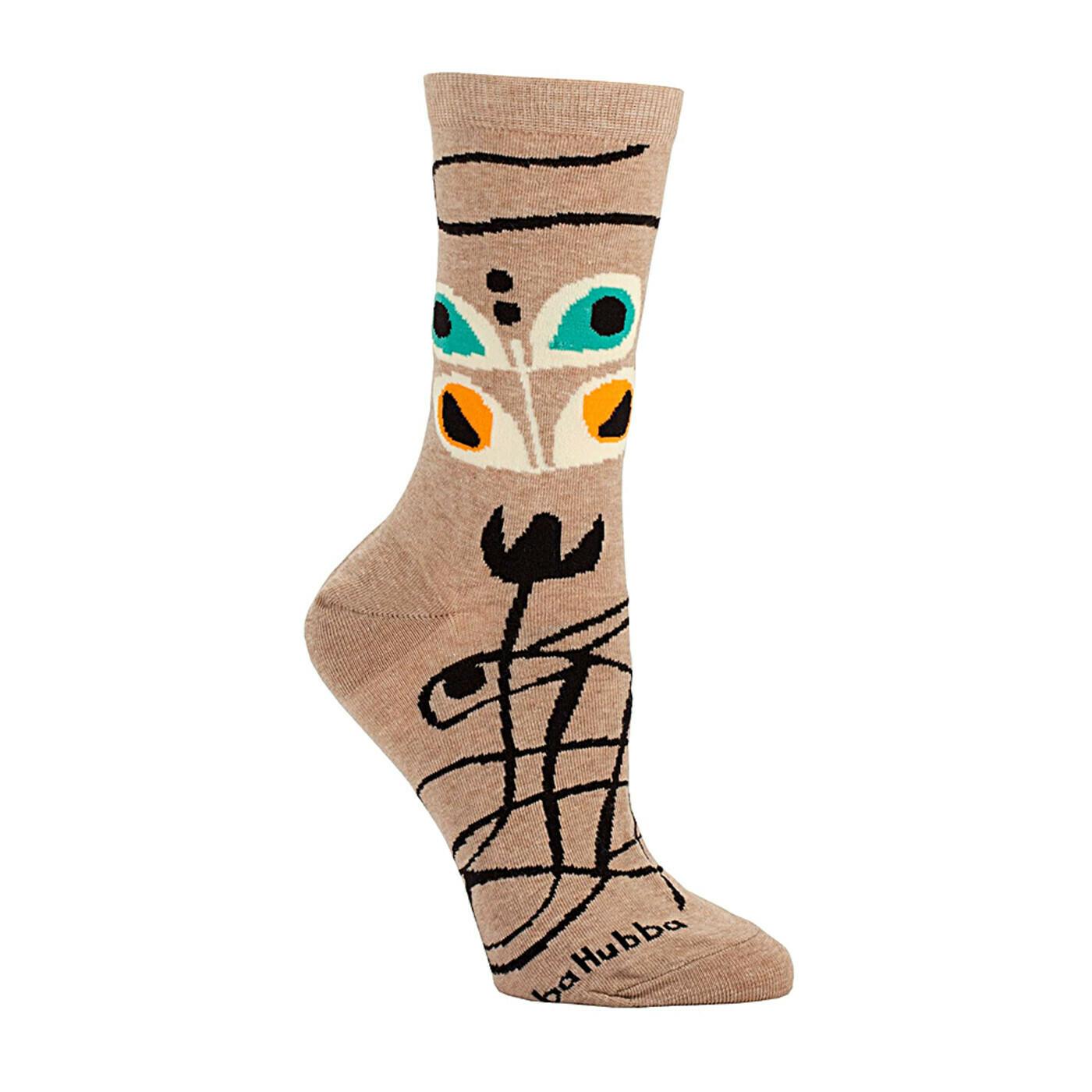 Hubba Hubba W-Crew Sock