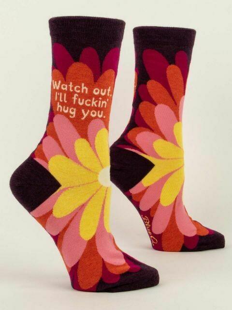 Hug You W-Crew Sock