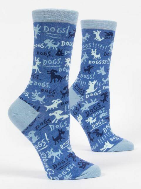 Dogs W-Crew Sock