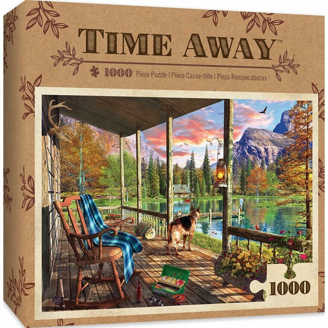 Jigsaw Puzzle: Sunset Ritual