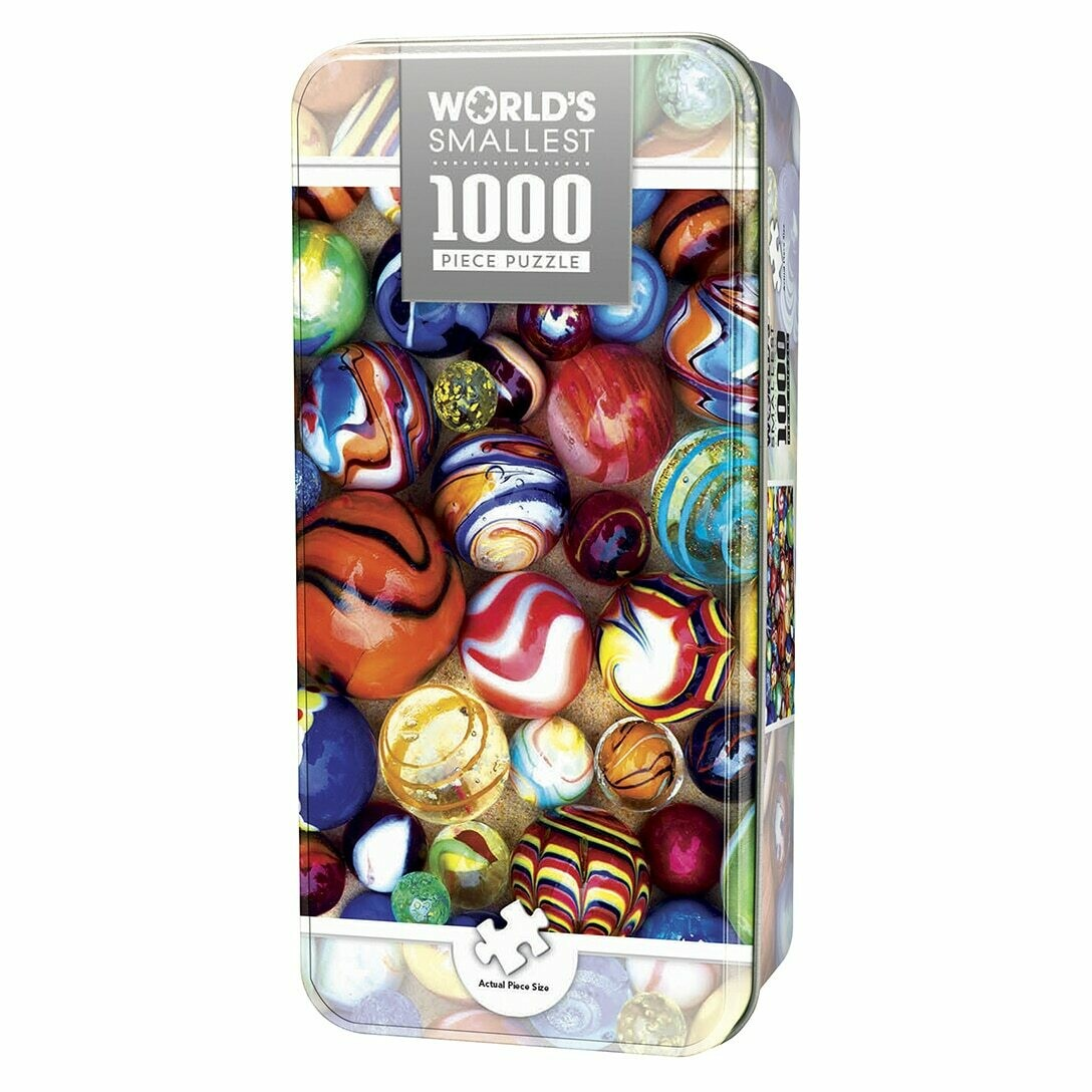 Jigsaw Puzzle: All My Marbles