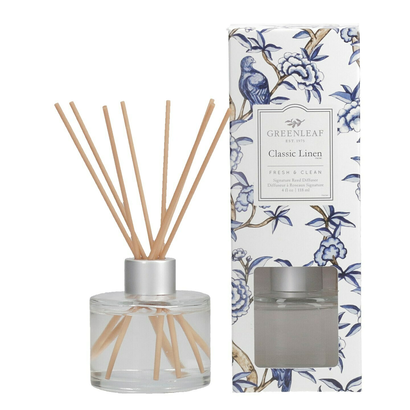 Classic Linen - Reed Diffuser (FINAL SALE)