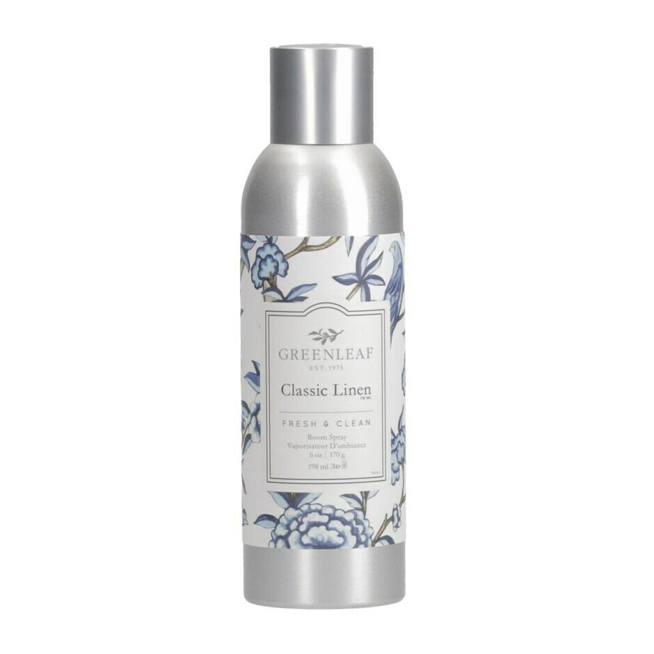 Classic Linen - Room Spray (FINAL SALE)