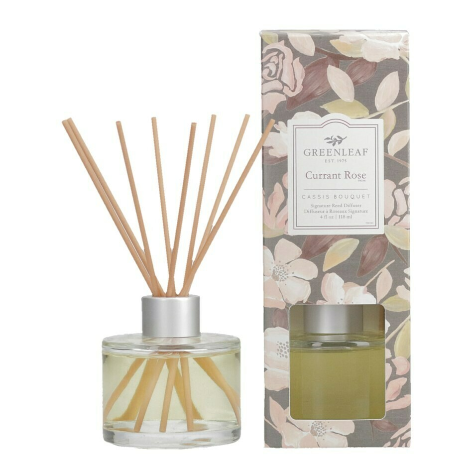 Currant Rose - Reed Diffuser