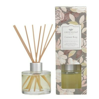 Currant Rose - Reed Diffuser (FINAL SALE)