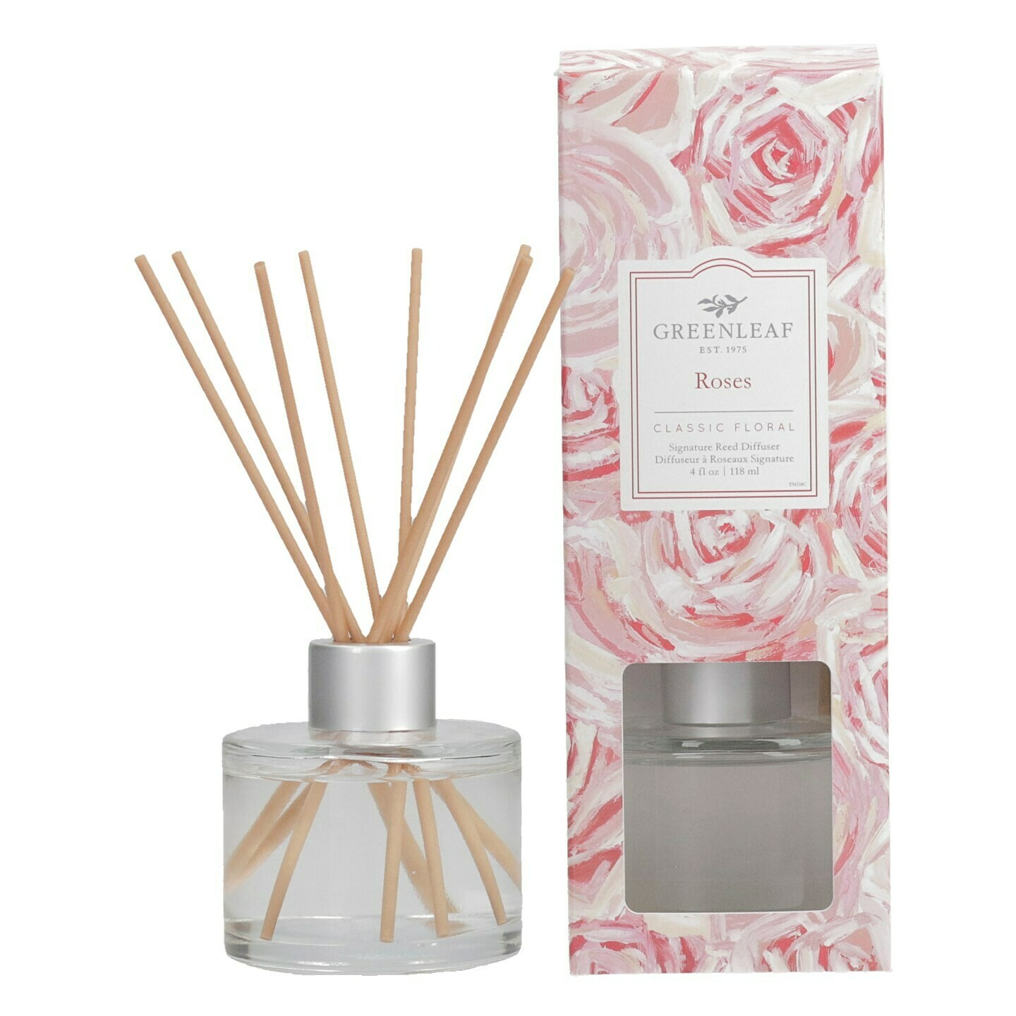 Roses NEW - Reed Diffuser (FINAL SALE)