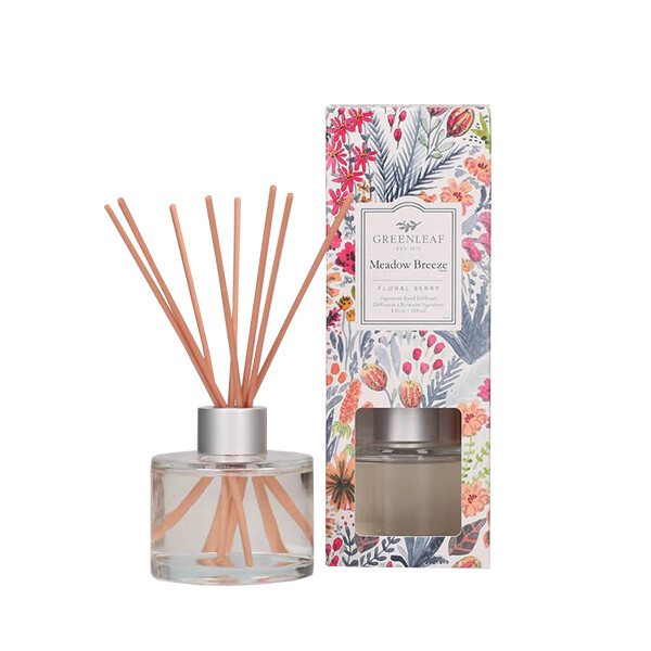 Meadow Breeze NEW - Reed Diffuser